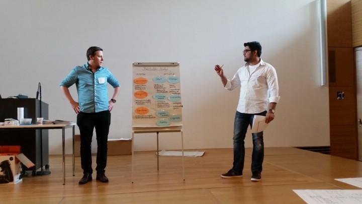 Projektmanagement Workshop mit EY