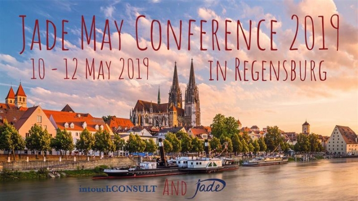 Ausrichtung der Jade May Conference