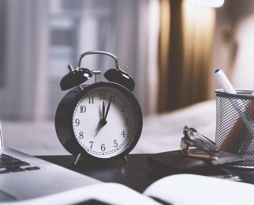 Zeitmanagement bei Studium, Freunde, Arbeit und Vereinsleben