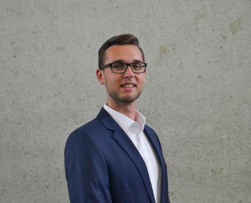Sven bei intouchCONSULT im Alumni-Interview