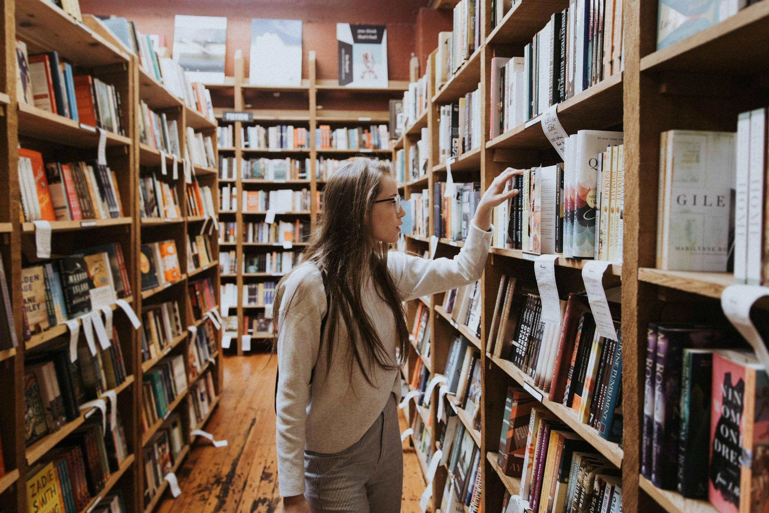 Bücherei Wissen