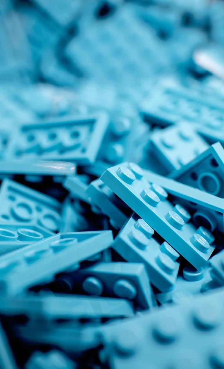 Digitalisierung am Beispiel LEGO