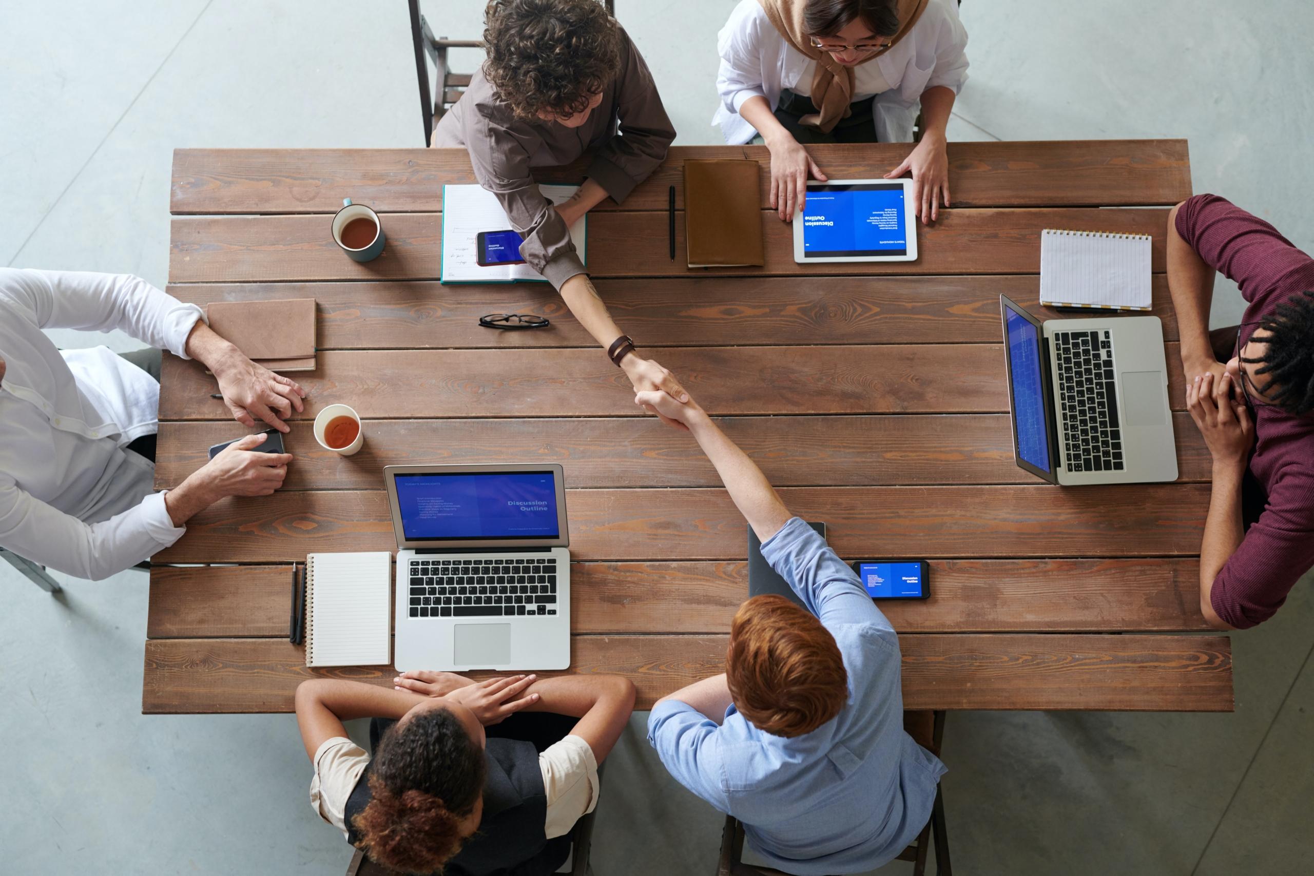 Teamwork Workspace