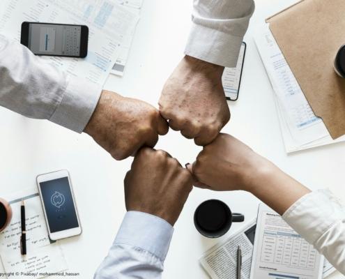 Teamwork - So funktioniert die Teamzusammenstellung