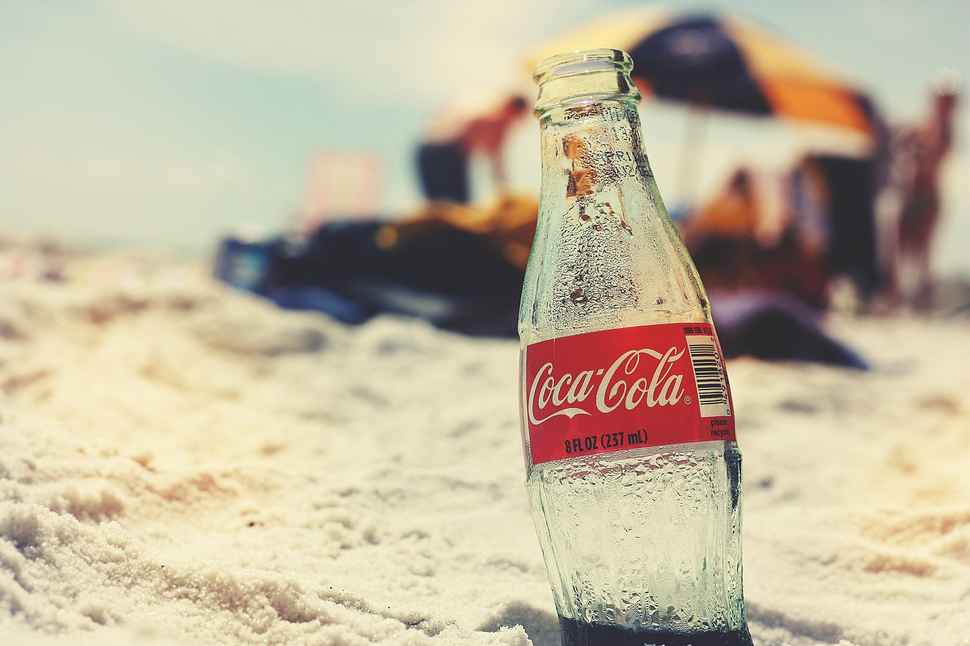Das Corporate Design von Coca Cola